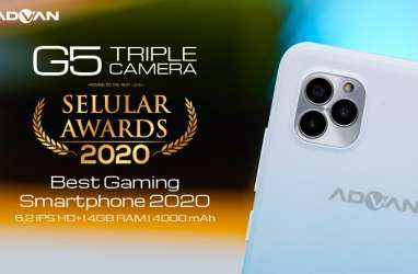 Advan G5, Smartphone Sejutaan Tawarkan Performa Canggih untuk Bermain Game