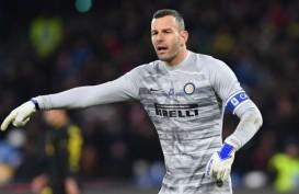 Prediksi Sevilla Vs Inter: Handanovic Berambisi Bawa Inter Juara