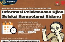 Simak, Jadwal dan Lokasi SKB CPNS 2019 di Kementerian ATR/BPN