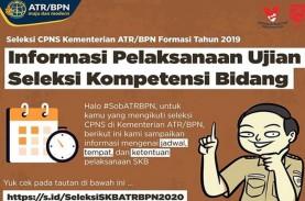 Simak, Jadwal dan Lokasi SKB CPNS 2019 di Kementerian…