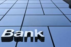 Rasio Kredit terhadap Simpanan Bank Terendah Sejak…