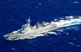Suhu Politik Laut China Selatan Meningkat, China Kirim Pasukan Lengkap