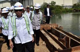 Realisasi Padat Karya Tunai Sumber Daya Air Kementerian…