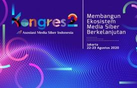 Dorong Ekosistem Media Siber Berkelanjutan, AMSI Gelar Kongres Kedua