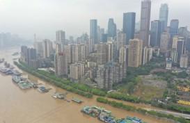 Air Sungai Yangtze Naik 14 Cm, Kota Chongqing Siaga Banjir