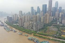 Air Sungai Yangtze Naik 14 Cm, Kota Chongqing Siaga…