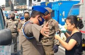Siap-Siap, Warga Jakarta Didenda Rp1 Juta jika Tak Pakai Masker