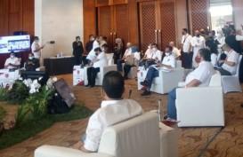 Rapat di Bali, 10 Menteri Bahas Pemulihan Ekonomi dari Dampak Covid-19