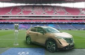 Nissan Leaf Gelar Drive-in Theater Final Liga Champions UEFA