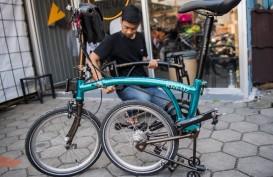 PSBB Transisi, Sepeda Dapat Parkir Khusus