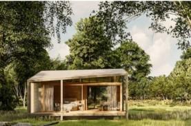 Tiny Tetra House, Rumah Unik dari Sampah Daur Ulang