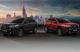 Pasar SUV Menjanjikan, Toyota Rilis All New Corolla Cross di Riau
