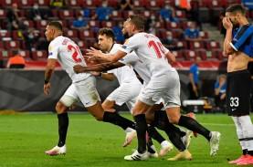 Hasil Sevilla vs Inter: Sevilla Juara Liga Europa…