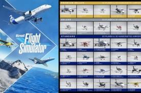 Belajar Jadi Pilot Profesional Lewat Microsoft Flight…