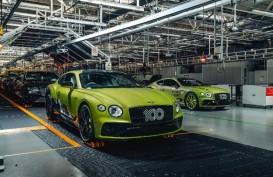 Bentley Continental GT Pikes Peak Diproduksi Terbatas 15 Unit