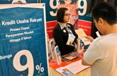 Bangkitkan UMKM, Kredit Usaha Rakyat (KUR) Terkucur Rp89,2 Triliun
