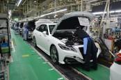 Toyota Pacu Lagi Produksi di Pabrik Jepang