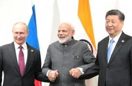 Cekcok dengan China, India Makin Mesra dengan Rusia?