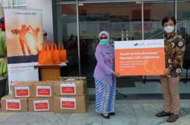 Hanwha Life Serahkan Donasi untuk Lawan Covid-19