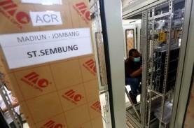 Len Industri Pangkas 26 Persen Target Omzet Jadi Rp4,2…