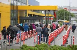 Jerman Catat Lonjakan Kasus Virus Corona Terbesar Sejak April