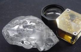 Penambang Lokal Temukan Berlian 442 Karat, Harganya Rp260 Miliar