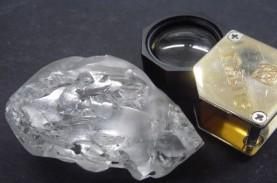 Penambang Lokal Temukan Berlian 442 Karat, Harganya…