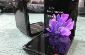 Ponsel Layar Lipat Samsung Kantongi Sertifikasi WiFi
