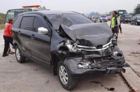 Kecelakaan di Tol Cipali Km 150, Empat Orang Tewas
