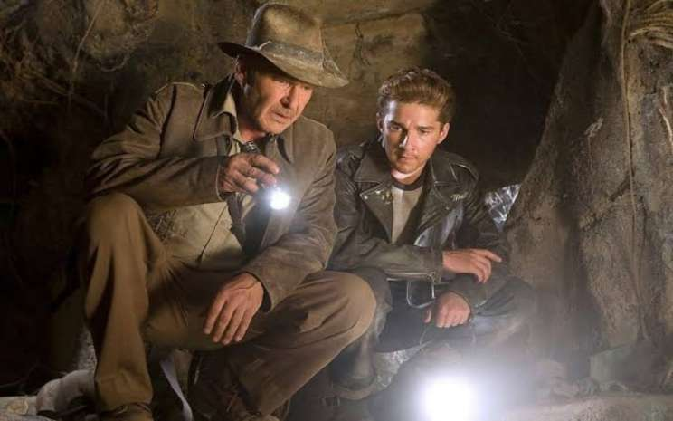 Cuplikan film Indiana Jones and the Kingdom of Crystal Skull