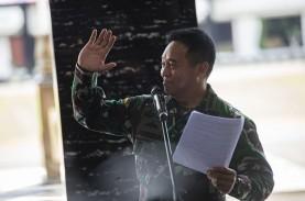 KSAD Andika Perkasa Sebut 21 Prajurit TNI Meninggal…
