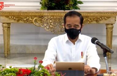 Daya Beli Mentok, Investasi Jadi Senjata Jokowi Hindari Resesi