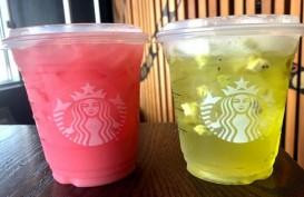 Starbucks Luncurkan Dua Minuman Segar Terbaru