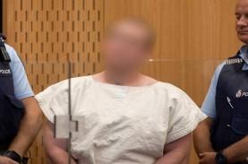 Penembakan di Masjid Selandia Baru, Pelaku Siapkan…