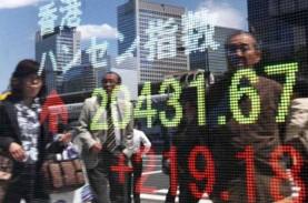 Kasus Harian Covid-19 Terus Turun, Bursa Hong Kong…
