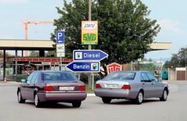 Mobil Bensin Gerus Pangsa Diesel di Eropa, Kendaraan Listrik Melaju