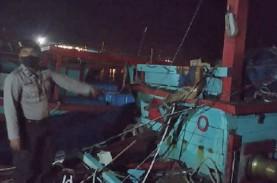 Tabrakan Kapal di Perairan Sibolga, Data Sementara…
