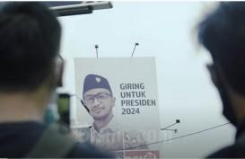 Gara-Gara Jokowi, Giring Nidji Nekad Maju Pilpres 2024