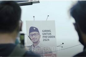 Gara-Gara Jokowi, Giring Nidji Nekad Maju Pilpres…