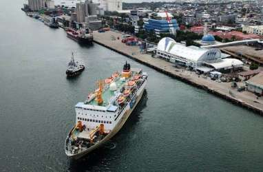 BIAYA LOGISTIK MASIH MAHAL : Peran Pelabuhan Utama Tergerus