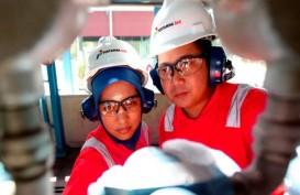 PENYALURAN GAS BUMI SIAK PUSAKO  : Pasokan Gas ke Riau Bertambah