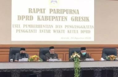 Ketua DPRD Gresik Gus Yani Dicopot Gara-Gara Ikut Pilkada 2020