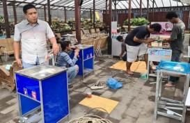 Denyut BUMDes Terselamatkan oleh Produksi Wastafel Covid-19
