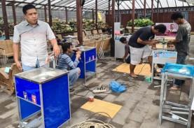 Denyut BUMDes Terselamatkan oleh Produksi Wastafel…