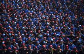 Unjuk Rasa Buruh, Polisi Siap Alihkan Lalu Lintas Sekitar Senayan