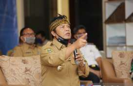 Bupati Bandung Minta Perbankan Bantu Stimulus UMKM