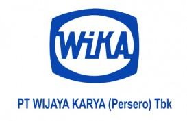Wijaya Karya (WIKA) Targetkan Proyek-Proyek Ini Rampung pada 2020