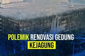 Menyoal Renovasi Gedung Kejaksaan Agung
