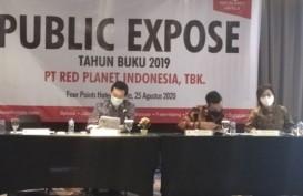 Penjualan Kamar Hotel Red Planet Indonesia Tumbuh 39 Persen