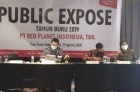 Penjualan Kamar Hotel Red Planet Indonesia Tumbuh…